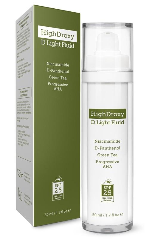 HighDroxy D Light Fluid Spf 25