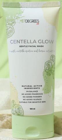27 DEGREES Centella Glow Gentle Facial Wash