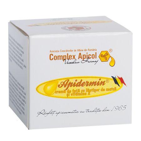 Apidermin Crema de fata cu laptisor de matca si vitamina A