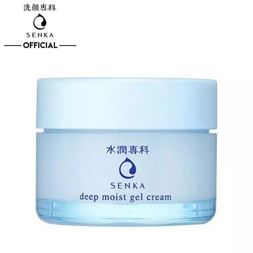 Senka Deep Moist Gel Cream