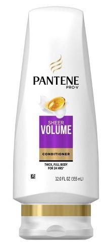 Pantene Sheer Volume Conditioner