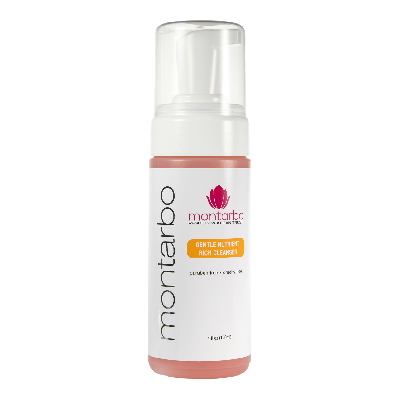 Montarbo Skincare Gentle Nutrient Rich Cleanser