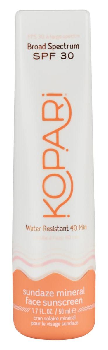 Kopari Sundaze Mineral Face Sunscreen
