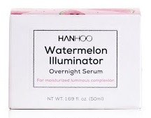 HANHOO Watermelon Illuminator Overnight Serum