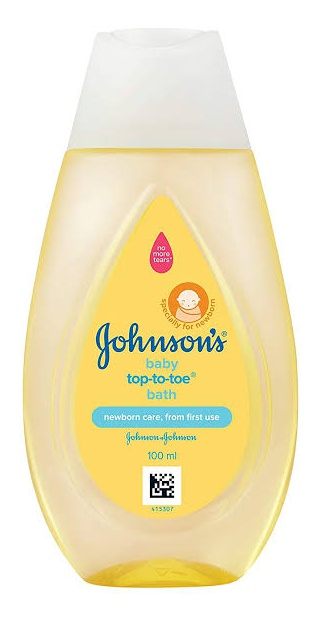 Johnson's baby Top To Toe Baby Wash