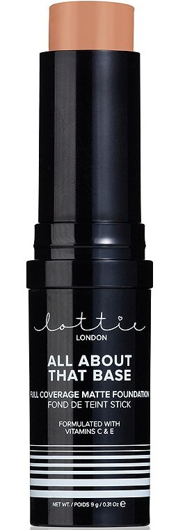 Lottie All About That Base Full Coverage Matte Foundation