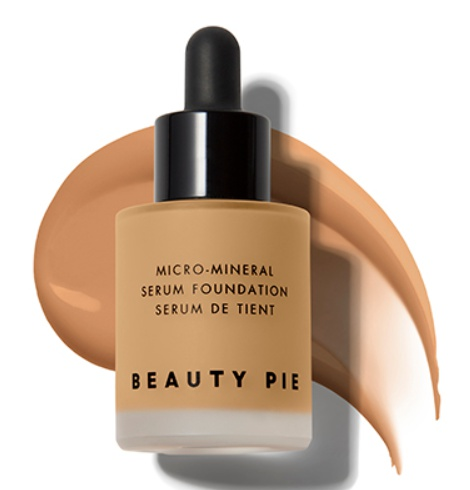 Beauty Pie Oil Free Micro-Mineral Serum Foundation