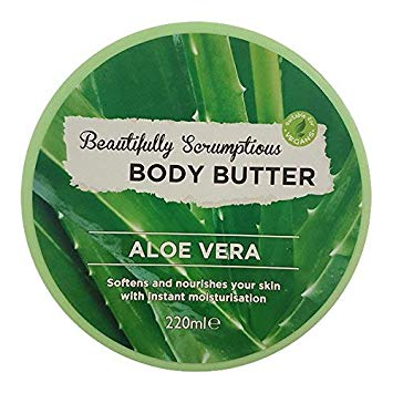 Beautifully Scrumptious Body Butter Aloe Vera
