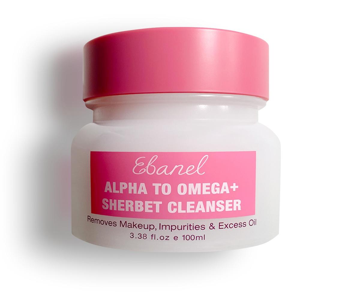 Ebanel Alpha To Omega+ Sherbet Cleanser