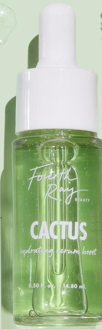 Fourth Ray Cactus Face Serum Boost