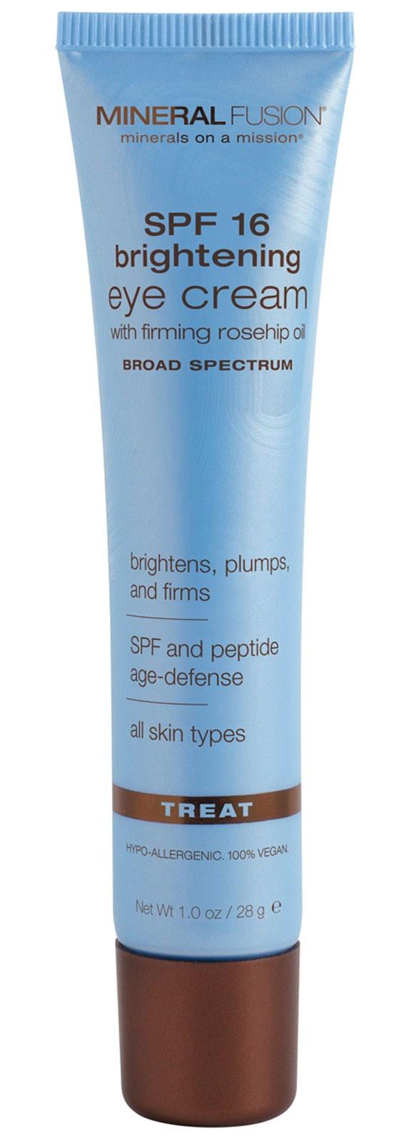 Mineral Fusion SPF 16 Brightening Eye Cream