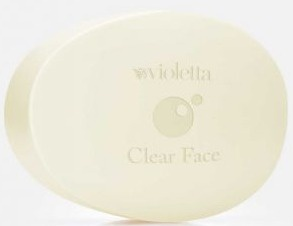 Violetta Clear Face Pimple Preventing and Drying Soap