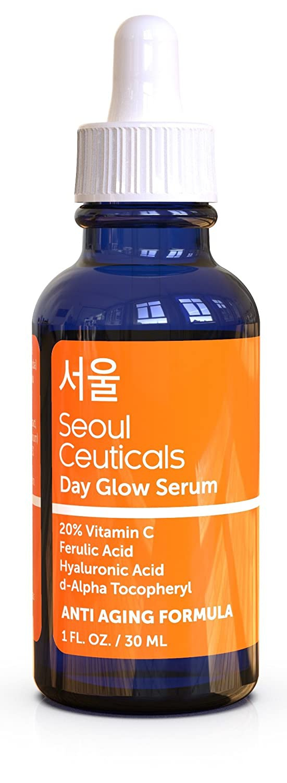 Seoul Ceuticals 20% Vitamin C Hyaluronic Acid Serum + Ce Ferulic Acid