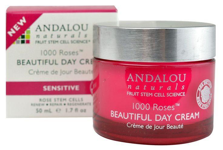 Andalou Sensitive 1000 Roses Beautiful Day Cream