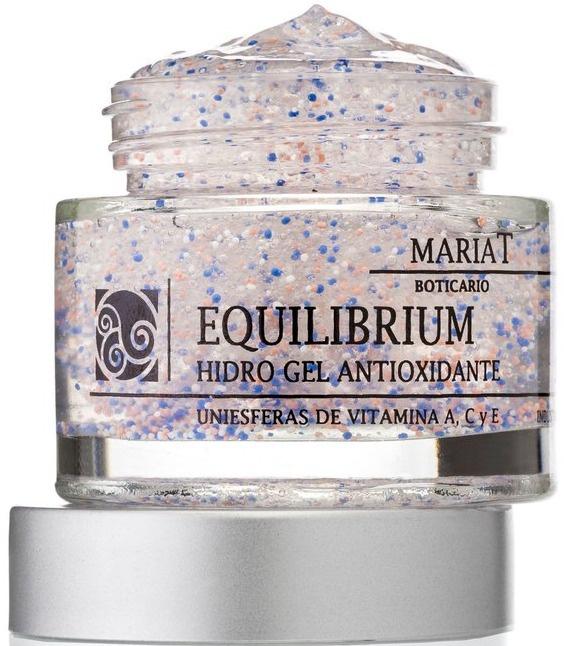 Maria T Boticario Equilibrium