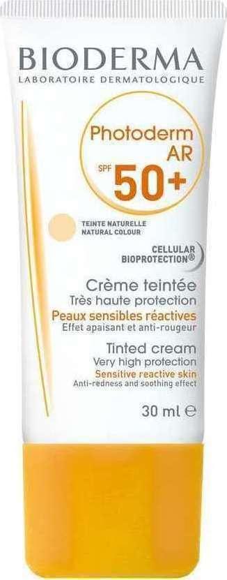 Bioderma Photoderm Ar 50+ Tinted Cream Natural