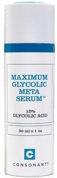 Consonant Maximum Glycolic Meta Serum