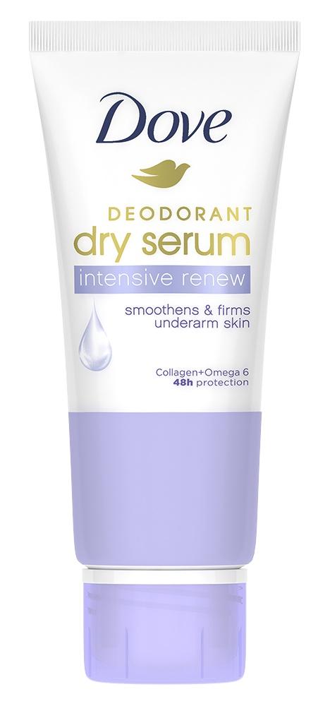 Dove Intensive Renew Deodorant Dry Serum Collagen + Omega6