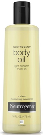 Neutrogena Body Oil - Light Sesame Formula