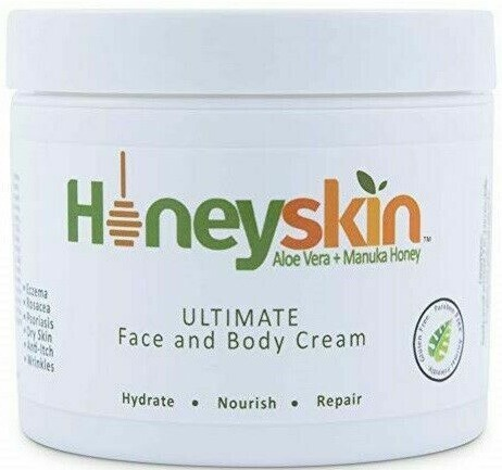 Honeyskin organics Ultimate Face & Body Cream