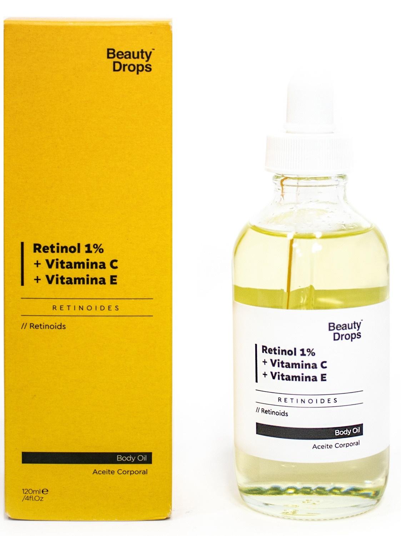Beauty Drops Retinol 1% + Vitc + Vite