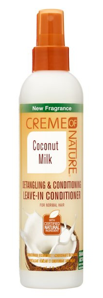 Creme of Nature Mango & Shea Butter Ultra Moisturizing Leave In Conditioner