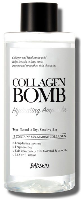 BAD SKIN Collagen Bomb Hydrating Ampoule