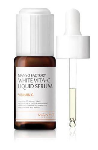 Manyo Factory White Vita·C Liquid Serum