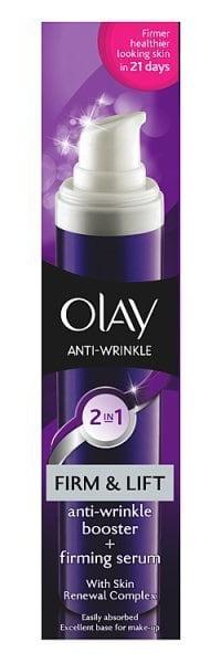 Olay Anti-Wrinkle Firm & Lift 2In1 Cream + Serum
