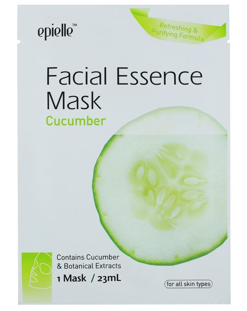 Epielle Facial Essence Mask Cucumber