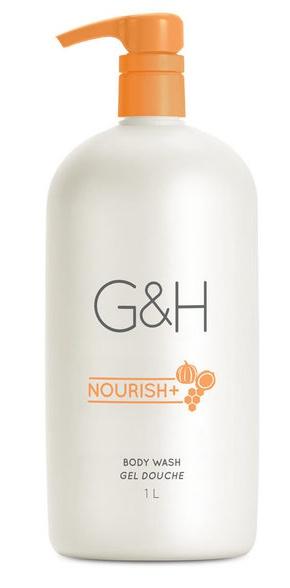 Amway G&H Nourish+ Body Wash