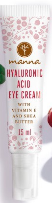 Manna Hyaluronic Acid Eye Cream