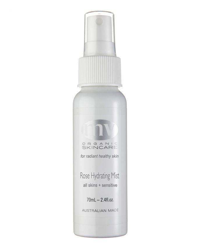 MV Organic Skincare Rose Hydrating Mist