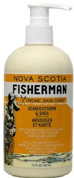 Nova Scotia Fisherman Seabuckthorn And Shea Lotion