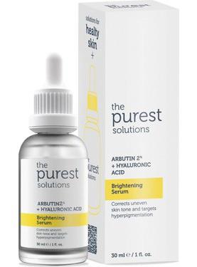 The Purest Solutions Brightening Serum Arbutin %2 + Hyaluronic Acid