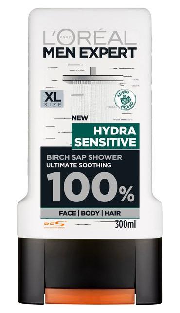 L'Oreal Men Expert Hydra Sensitive Shower Gel