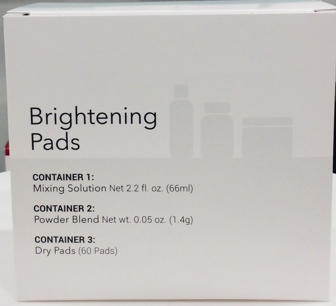 CCSD Correct Brightening Pads