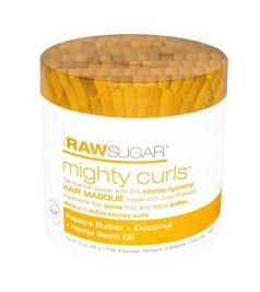 Raw Sugar Mighty Curls Hair Masque