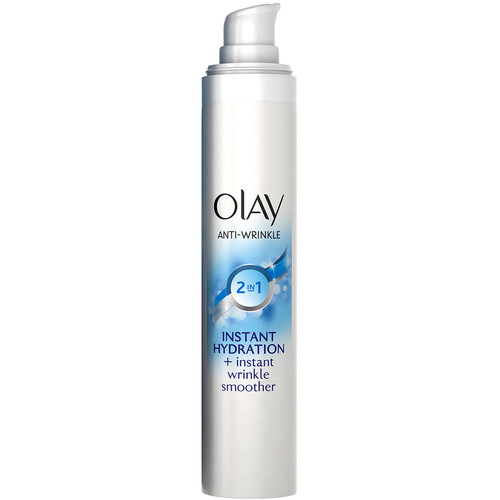 Olay Anti-Wrinkle Hydration + Wrinkle Smoother Day Cream