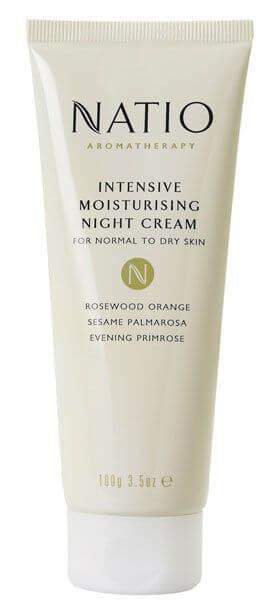 Natio Intensive Moisturising Night Cream