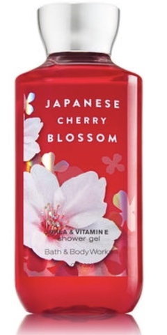 Bath & Body Works Shower Gel Japanese Cherry Blossom