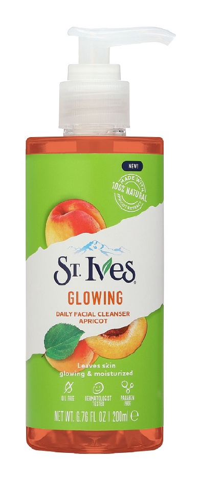 St Ives Glowing Daily Apricot Facial Cleanser