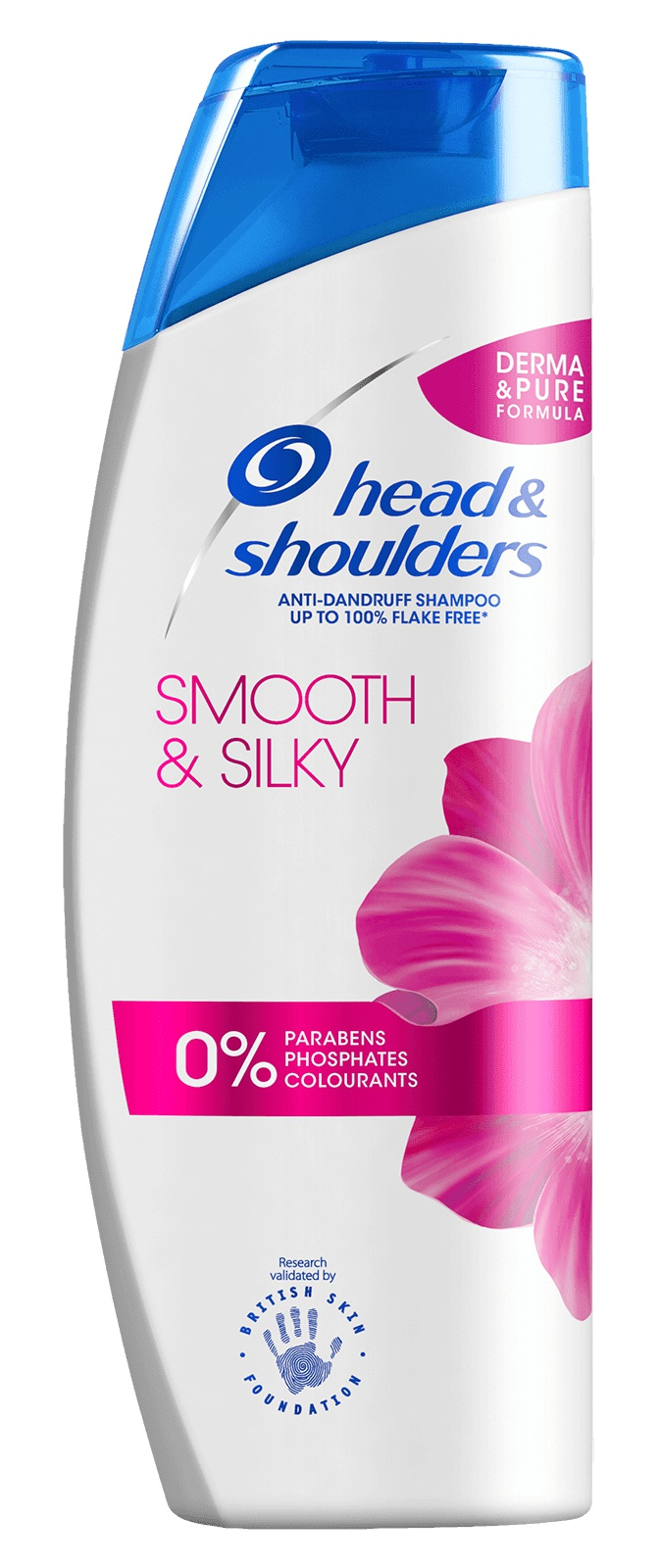 Head & Shoulders Smooth And Silk Shampoo