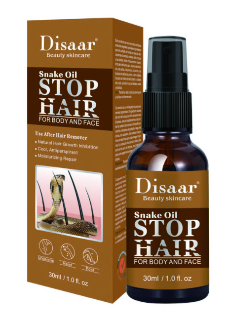 DISAAR Snake oil