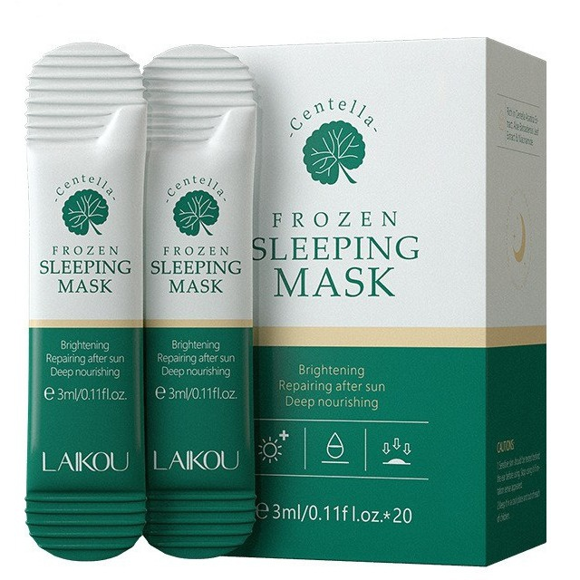 Laikou Centella Frozen Sleeping Mask