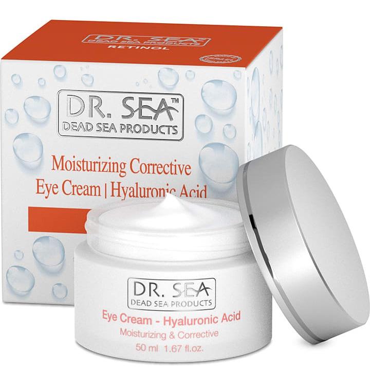 DR. SEA Eye Cream Moisturizing Corrective Hyaluronic Acid