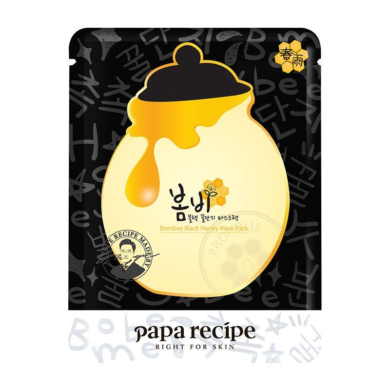 PAPA RECIPE Bombee Black Honey Mask