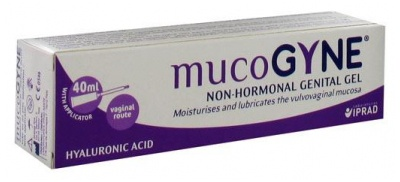 mucoGYNE Non-Hormonal Genital Gel