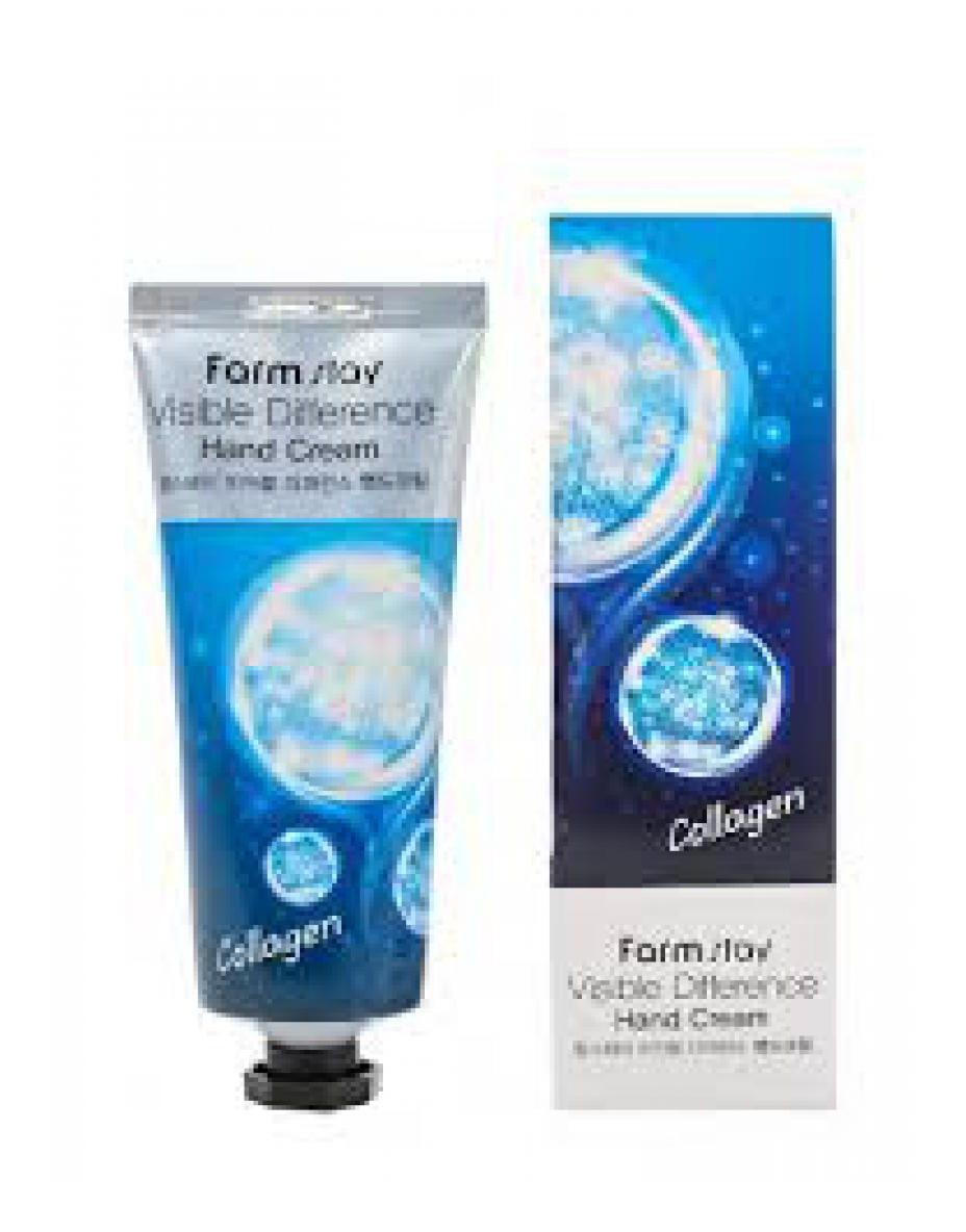 Farmstay Visible Difference Hand Cream Collagen