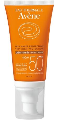 Avene Spf 50+ Tinted Cream